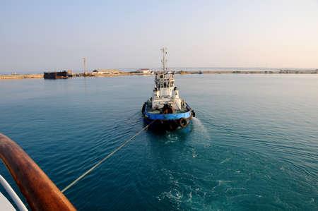 tug boat: Tug boat