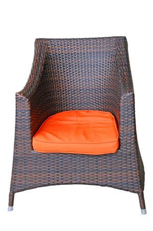 wattled: Wattled chair