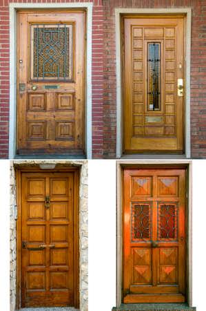 puertas antiguas: Colección de puertas antiguas.