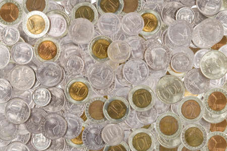 numismatics: Set of the Russian coins