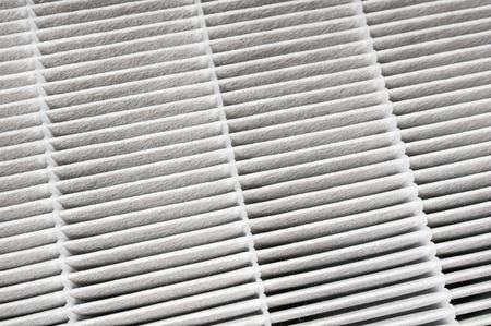 Air filter for HVAC system - filtration concept