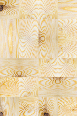 many textured wooden square block patten, Vertical with copy space for text and design about wood work, natural timber, building, craft