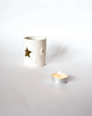 candle Stock Photo - 85395800