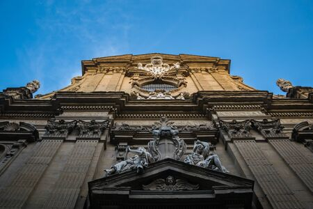 The Church of Saints Michael and Cajetan, Florence, Italy