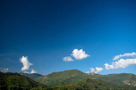 Lago del Salto, Province of Rieti, Italy Foto de archivo - 152800473