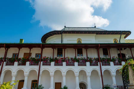 Agapia Orthodox Monastery, Neamt, Romania