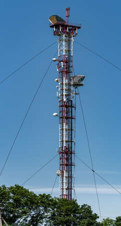 Tower TV radio communication, 4G