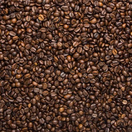 background with coffee beans Фото со стока