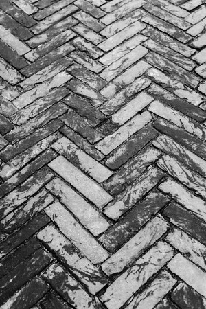 pavement: Grey old pavement background texture close up.