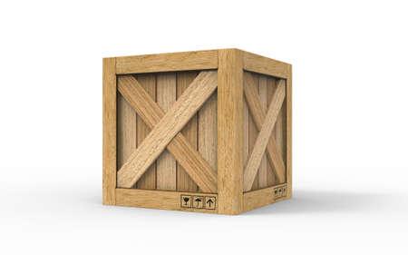Cargo box.