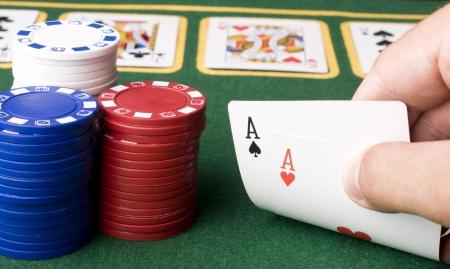 texas hold'em: poker