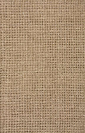 Burlap texture  Sack cloth fragment  Background for a variety of graphic arts