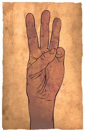 outworn: Three Fingers