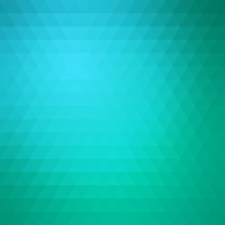 interconnection: Abstract geometrical multicolored background consisting of bright triangular elements