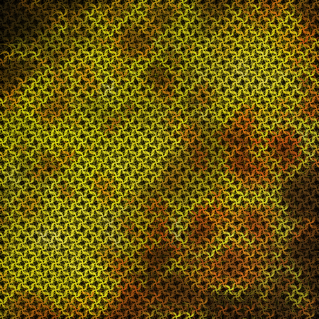 wickerwork: Multicolored background consisting of abstract elements forming a braided pattern