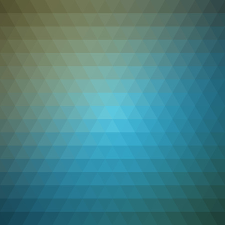celadon: Abstract geometrical multicolored background consisting of triangular elements