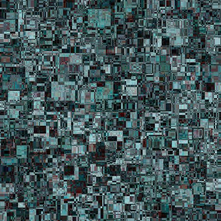 medley: Vector abstract background. Consists of geometric elements. The elements have a square shape and different color. Colorful mosaic background. Medley background. Useful as design element for texture and artistic compositions.