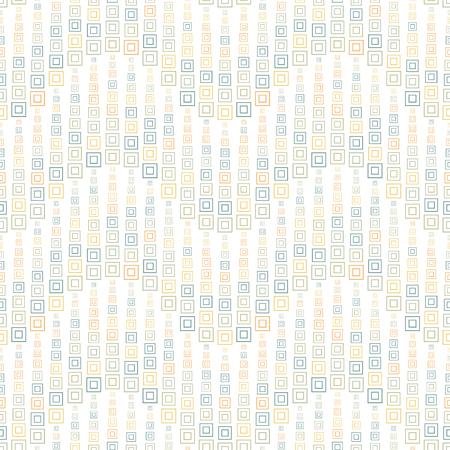 patrón sin fisuras en un fondo blanco . la forma de una forma de puntos . incluye elementos geométricos en estilo como útil elemento de diseño para la ilustración artística y artística