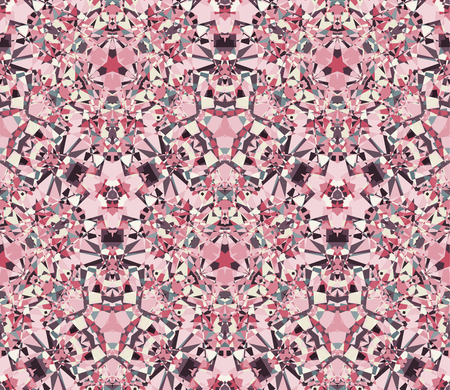 Kaleidoscope abstract pattern. Vectores
