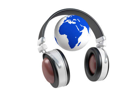 terrestial globe is the music photo