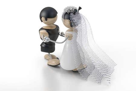 spousal: wedding dance 3d model