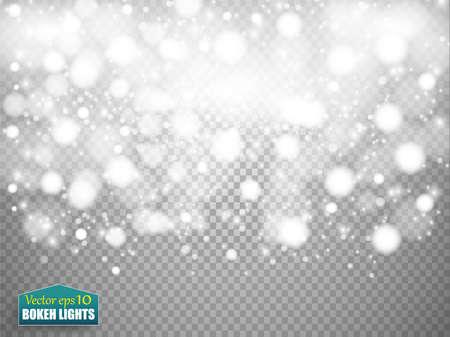 Glow light effect template pattern design.