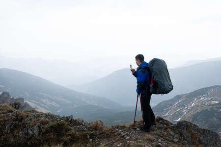 Blogueur voyageur. Circuits pour photographes dans les Alpes
