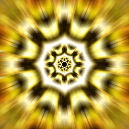 hellish: Abstract explosion Stock Photo