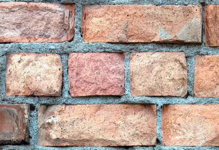 Detailed brick wall background - texture set #4 photo
