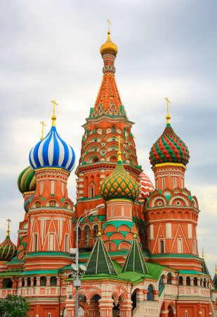 st  basil: The Cathedral of St. Basil in Moscow