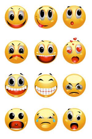 annoy:  smile