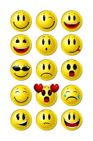 annoying:  smiles