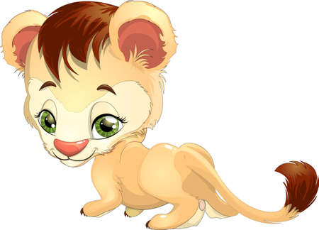 little leon Vector