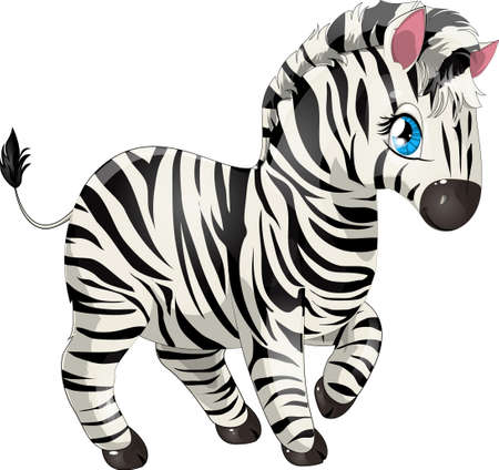 horse like: zebra