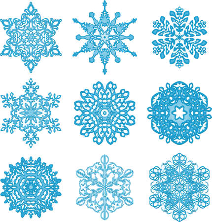 snow Stock Vector - 24595601