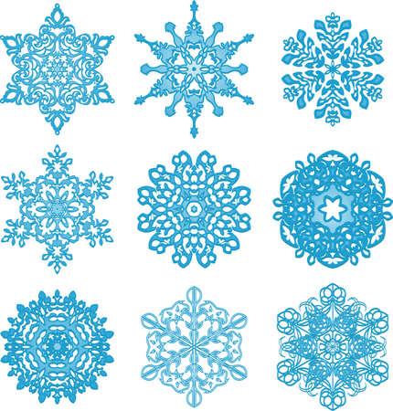 snow Stock Vector - 24595601