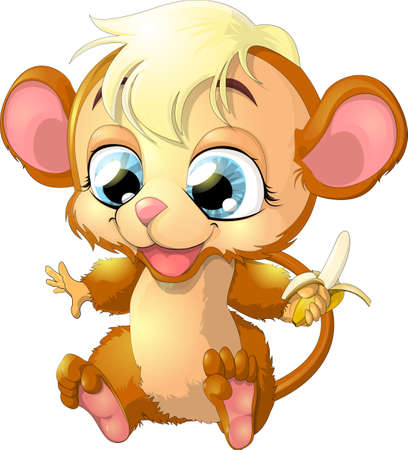 brimmed: monkey