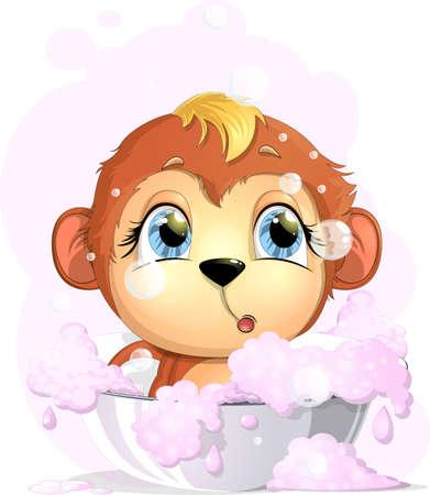 tubules: monkey