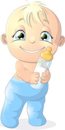 diaper baby: baby