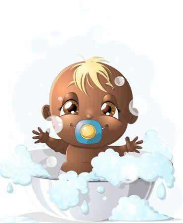 basin: baby