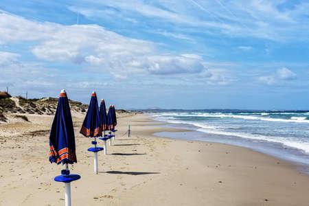 Parasol Spiaggia della Marina di Sorso Mediterranean