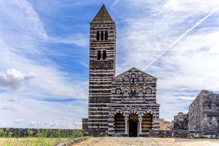 Basilica di Saccargia Comune di Codrongianos Sardinia