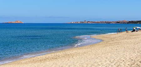 Spiaggia Longa Isola Rossa beach Sardinia