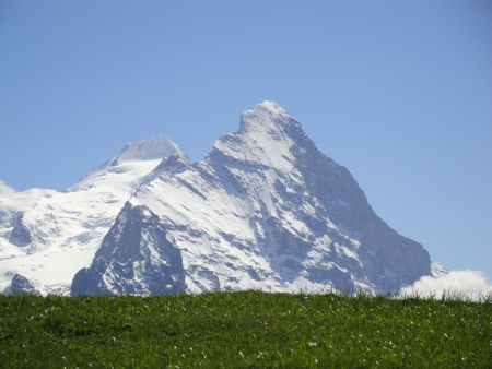 Mountains in Switzerland Stock Photo - 17471153