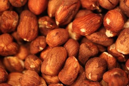 exceptionally: Hazelnuts Stock Photo