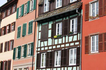 Timber in Strasbourg