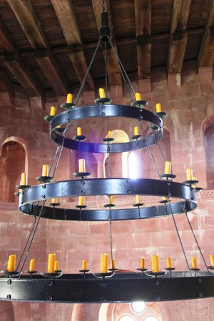 Candlestick in the castle