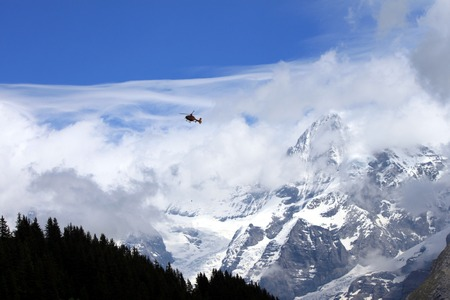 d�livrance: Swiss Air Rescue