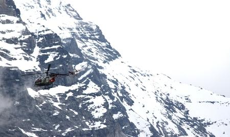 délivrance: Swiss Air Rescue