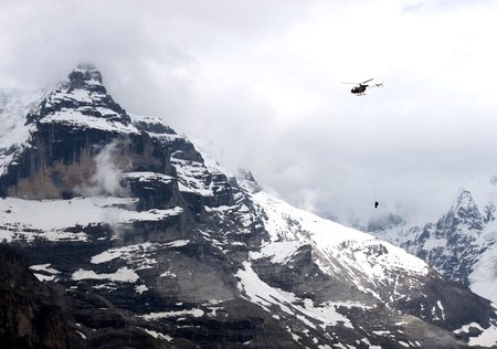 d�livrance: Swiss Air Rescue